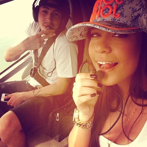 Rafaella, irmã de Neymar (Foto: Instagram / Reprodução)