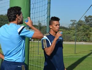 William Matheus Palmeiras Atibaia (Foto: Silas Pereira \ GloboEsporte.com)