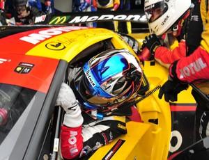 Fernando Rees Mundial de Endurance Corvette (Foto: Divulgação)