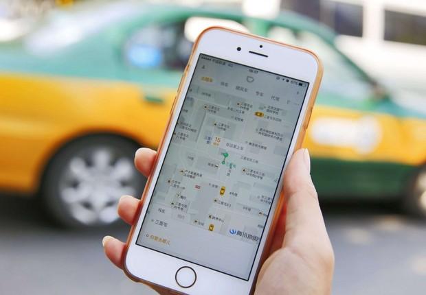 "Didi Chuxing, o ""Uber chinês"" (Foto: Divulgação)"