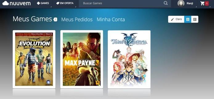 Como comprar jogos de PC e Mac na Nuuvem (Foto: Reprodução/Felipe Vinha)