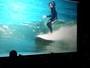 """Com sala cheia, Cisco Araña lança filme de surf: """"O amor uniu vocês aqui"""""""