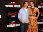 Famosos vão à première de 'Missão Impossível 4: Protocolo Fantasma' no Rio