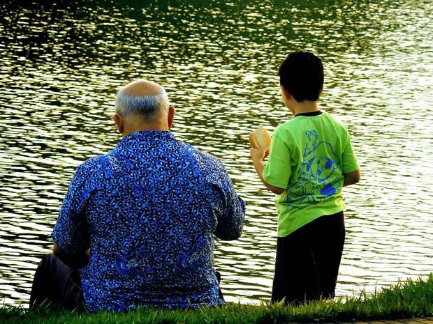 Pais mais velhos (Foto: SXC)