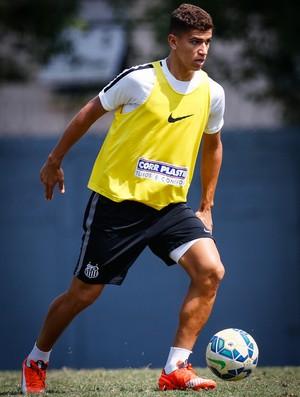Vitor Bueno Santos (Foto: Ricardo Saibun / Santos FC)
