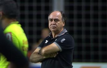 Marcelo Oliveira se vê desrespeitado no Galo e critica diretoria do clube