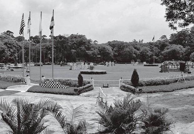 Hípica de Santo Amaro, tradicional ponto de encontro dos praticantes de salto no Estado de São Paulo (Foto: Divulgação)