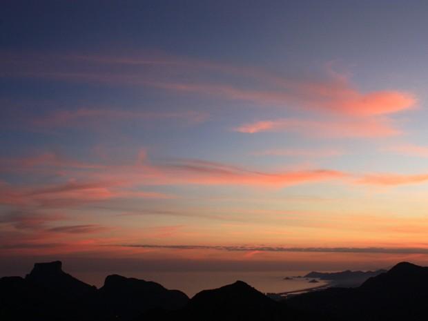 Era Um Fim De Tarde De Sábado: Após Sábado De Sol, Rio Deve Ter Céu Com Nuvens Neste