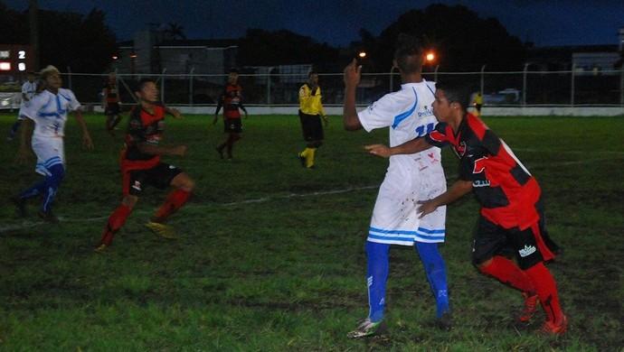 Trem; Sub-20; Amapá (Foto: Rosivaldo Nascimento/Arquivo Pessoal)