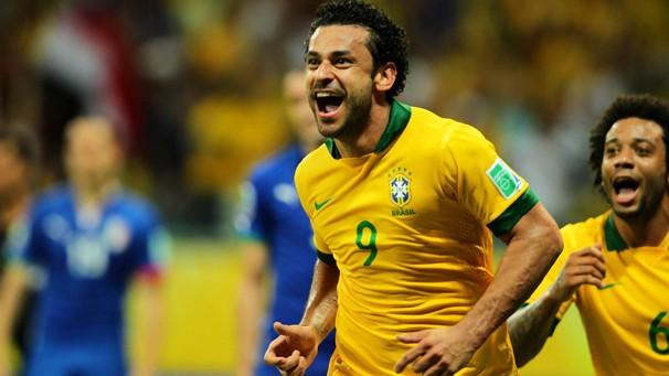 A Globo realiza demonstrações de três jogos da Copa do Mundo na tecnologia 4k, a ultra-alta definição (Foto: Wagner Carmo/VIPCOMM/globoesporte.com)