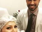 Antônia Fontenelle entrega receita de rosto sem rugas: 'É botox mesmo'
