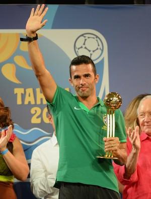 Bruno Xavier, Bola de Ouro da Copa do Mundo FIFA (Foto: Getty Images/FIFA)