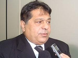 Presidente da Assembleia da PB Ricardo Marcelo (Foto: Phelipe Caldas/ Globoesporte.com/pb)