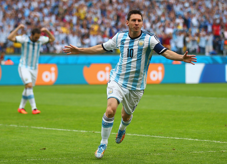 Entenda o talento de Lionel Messi e outros craques (Foto: Getty Images)