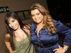 Anitta, Preta Gil e mais famosos vão a show de Lulu Santos no Rio
