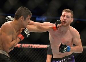 Gabriel Benitez Clay Collard UFC 188 (Foto: Getty Images)