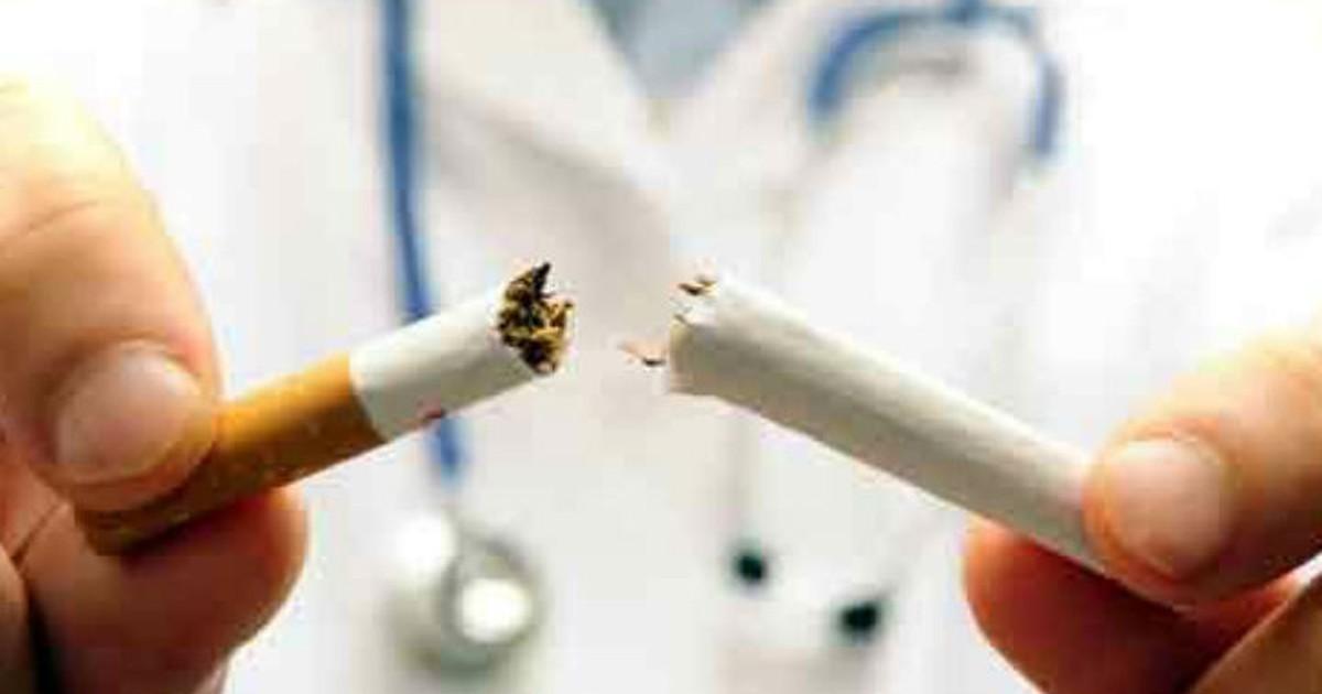 Codificar de fumar sobre