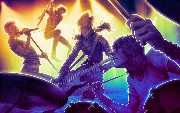 Rock Band DLC - Singles. 30 Seconds to Mars, All-American Rejects, The Sounds Rockband4