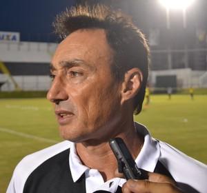 Roberto Fonseca - técnico do ABC (Foto: Jocaff Souza/GloboEsporte.com)