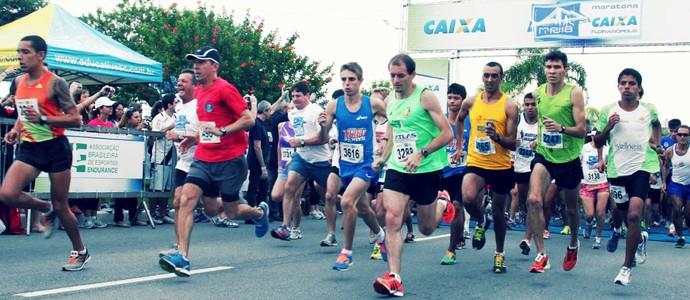 meia maratona florianópolis (Foto: Divulgação / Site oficial)
