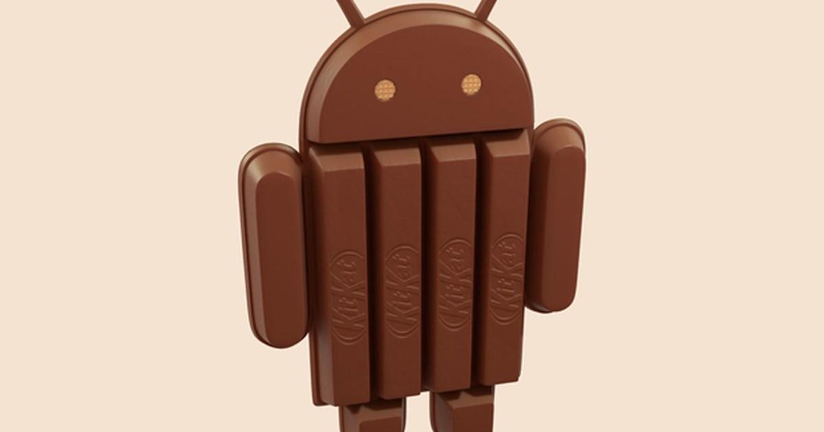 Novo sistema operacional do Google se chamará Android KitKat