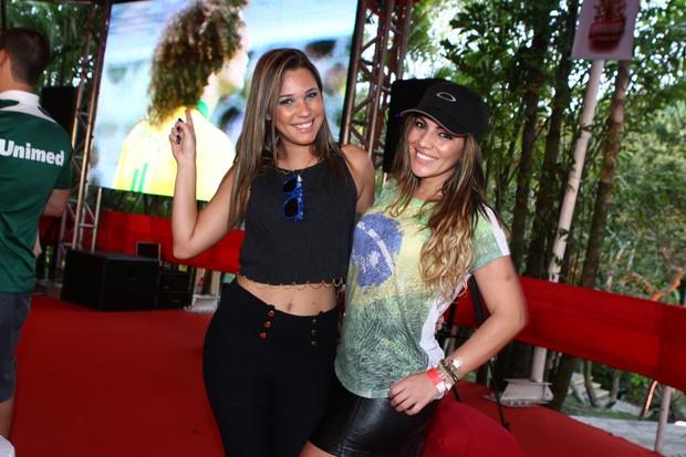 Marien e Anamara (Foto: Raphael Mesquita / Divulgação)