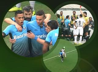 Carrossel Pacotão da Rodada - Grêmio  (Foto: infoesporte)