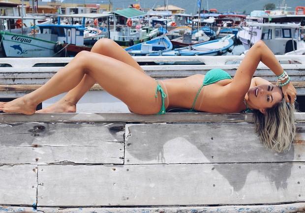 Carol Narizinho (Foto: Instagram / Reprodução)