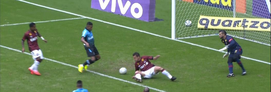 Grêmio x Atlético-PR - Campeonato Brasileiro 2015 - globoesporte.com 1ebf6d6a3a699