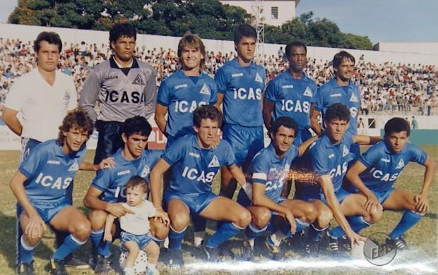 Após quatro anos, Rio Branco de Andradas ainda está na memória dos torcedores (Foto: Reprodução EPTV)