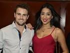 'Em uma ótima fase', diz ex-BBB Rafael sobre o namoro com Talita