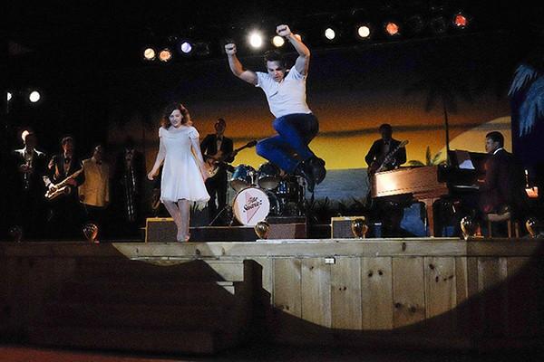 Remake de Dirty Dancing (Foto: Divulgação)
