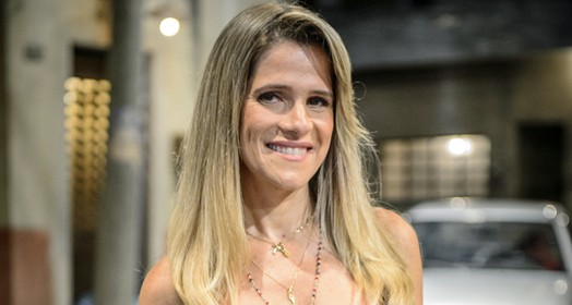 Bastidor (Alex Carvalho / TV Globo)