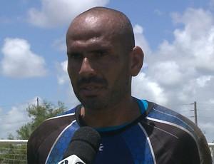 Adson, goleiro do Internacional-PB (Foto: Reprodução / TV Cabo Branco)