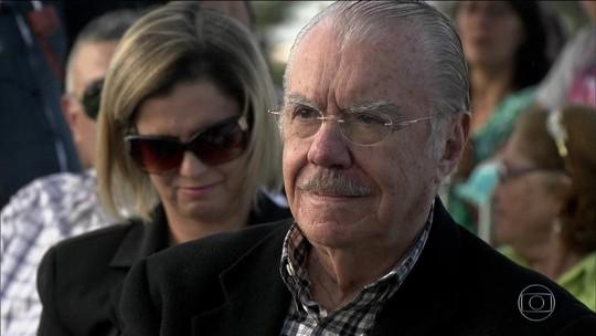 PF não vê crime de obstrução de justiça de Renan, Jucá e Sarney