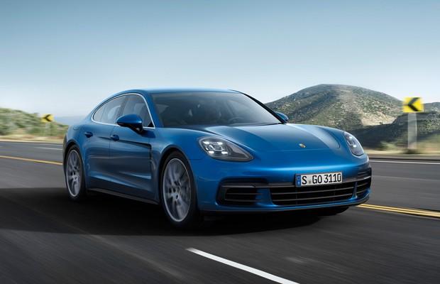 Nova geração do Porsche Panamera é apresentada (Foto: Divulgação)