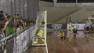 Copa TV Tribuna de Futsal Escolar continua no ginásio do Sesc