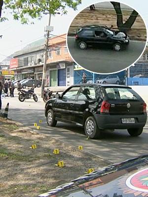 Selo tiros Sulacap (Foto: Reprodução/TV Globo)
