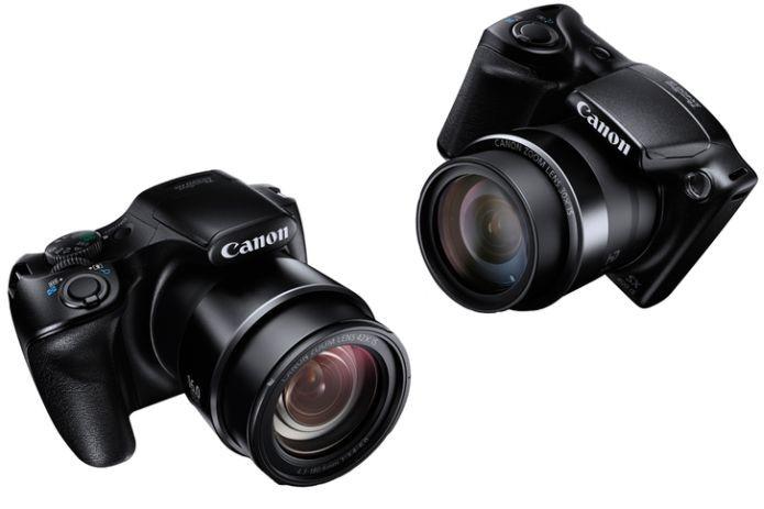 SX520 HS e o SX400 IS são os novos modelos da Canon (Foto: Divulgação) (Foto: SX520 HS e o SX400 IS são os novos modelos da Canon (Foto: Divulgação))