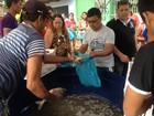 Feira em Maceió vai realizar venda de pescado vivo a preços populares