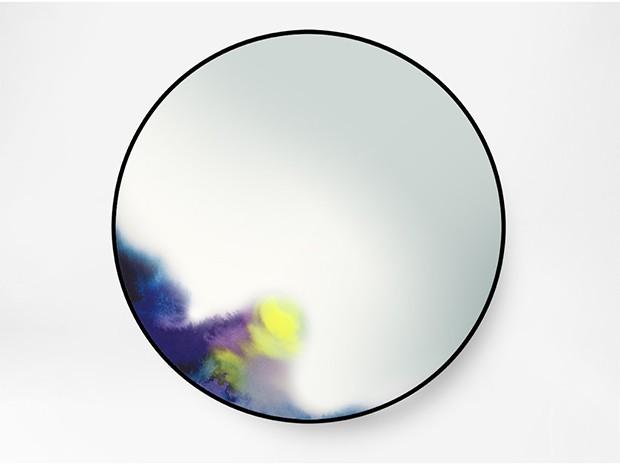 Peças iridescentes são tendência na decoração (Foto: divulgação)