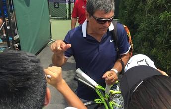 Tio de Nadal nega mudança radical e vê chances em R.Garros e Olimpíadas