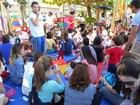 Programinha Carioca anima as crianças em Madureira no domingo