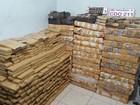 Após apreensão de 500 kg, PM acha mais 500 kg em casa de preso em SC