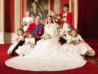Fotos: Príncipe William e Kate Middleton completam quatro anos de casamento