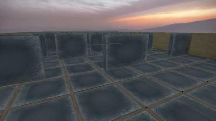 Arena curiosa pode ser baixada em CS:GO (Foto: Divulgação/Steam)