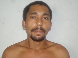 PM prendeu homem após investigações e denúncias através do 190 (Foto: Divulgação/Ascom)