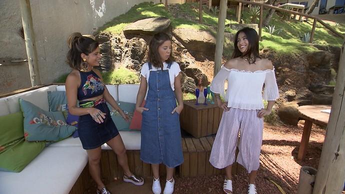'Expresso da Moda' dá dicas de looks para o Réveillon (Foto: TV Bahia)