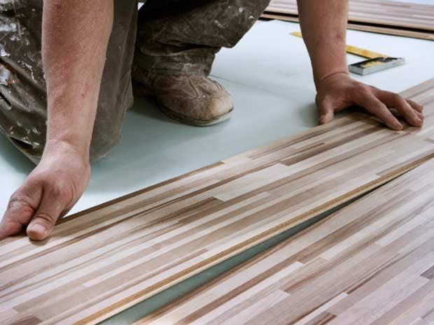 imoveis piso vinilico (Foto: Shutterstock)