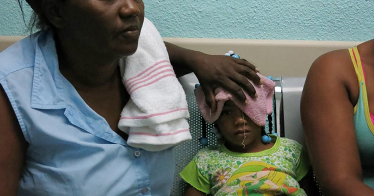 Vírus chikungunya se propaga de forma rápida pelo Caribe